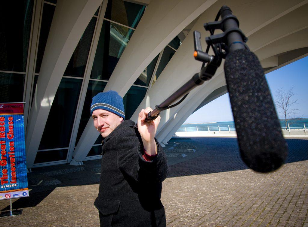 Sound Boom Operator