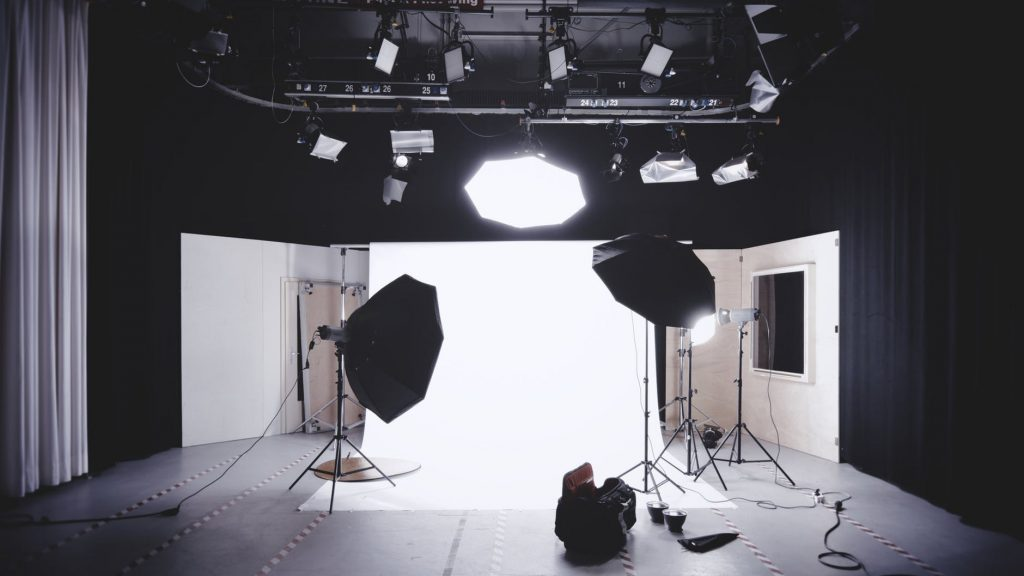 professional video studio